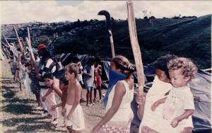 Vila Corumbiara, 1996.